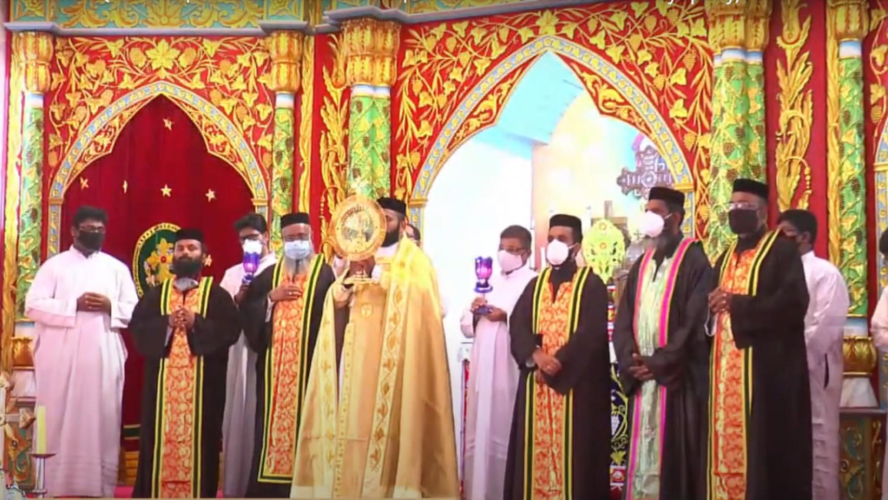 Feast of St. Andrews Orthodox Valiyapally, Secunderabad